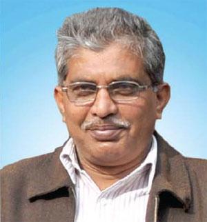 Prof. Dr. S. K. Mishra